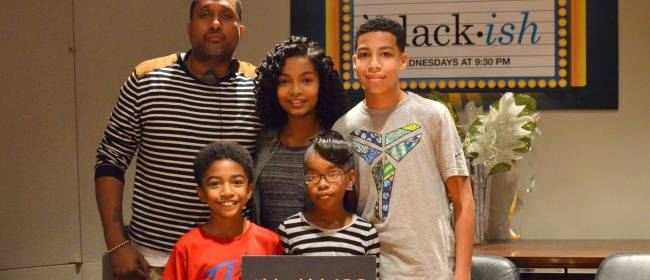 Interview with black-ish Creator, Writers & Cast #ABCTVEvent #BlackishABC