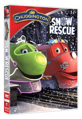 Chuggington Snow Patrol Available on December 9th
