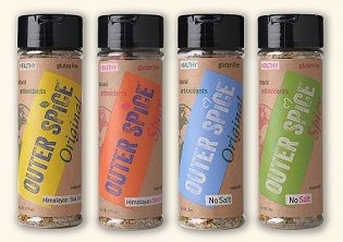Add Flavor To Your Holiday Meals with Outer Spice