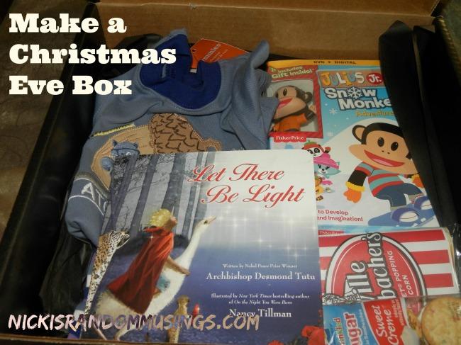 Family Tradition: Christmas Eve Box #ChristmasEveBox