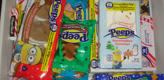 Add PEEPS To Your Holiday Celebrations