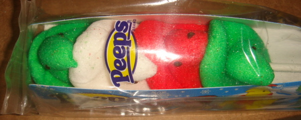 PEEPS Holiday Rainbow POP
