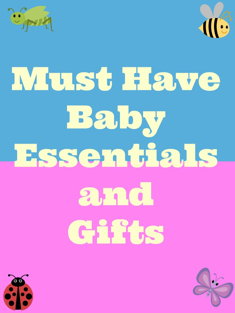 Baby Gift Must Haves : Must have baby essentials and gifts nicki s random musings