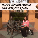 My Blogging Year End Review