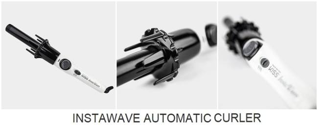 Kiss InstaWave Automatic Curler Review