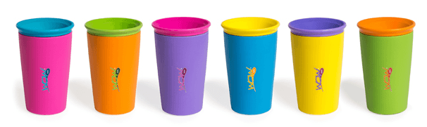 Cut the Spills with Wow Cup