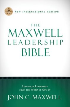 Maxwell Leadership Bible Review