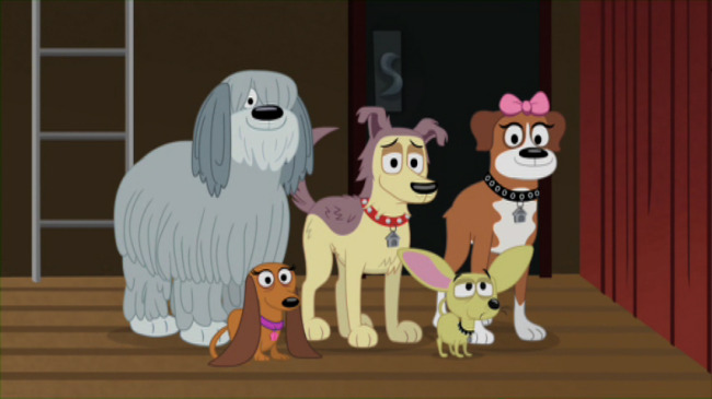 Celebrate Valentine's Day with the Pound Puppies