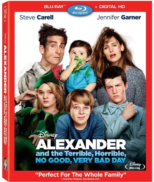 Disney's Alexander Blu-Ray Combo Pack Review