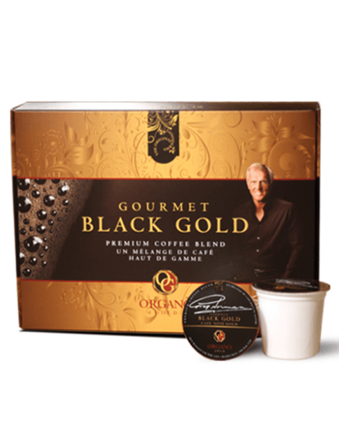 Have Your Coffee Without the Jitters with Organo Gold