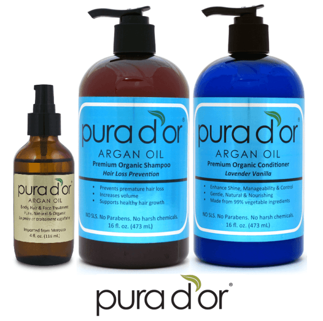 Pura D'or Hair & Skin Care Products Review