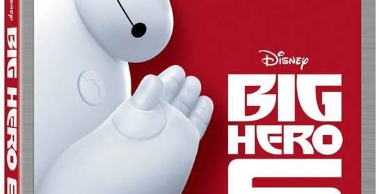 Big Hero 6 Arrives on Blu Ray & DVD