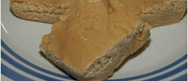 Trinidad Coconut Milk Fudge