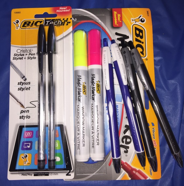 BIC Writing Instruments Review #ShopletReviews