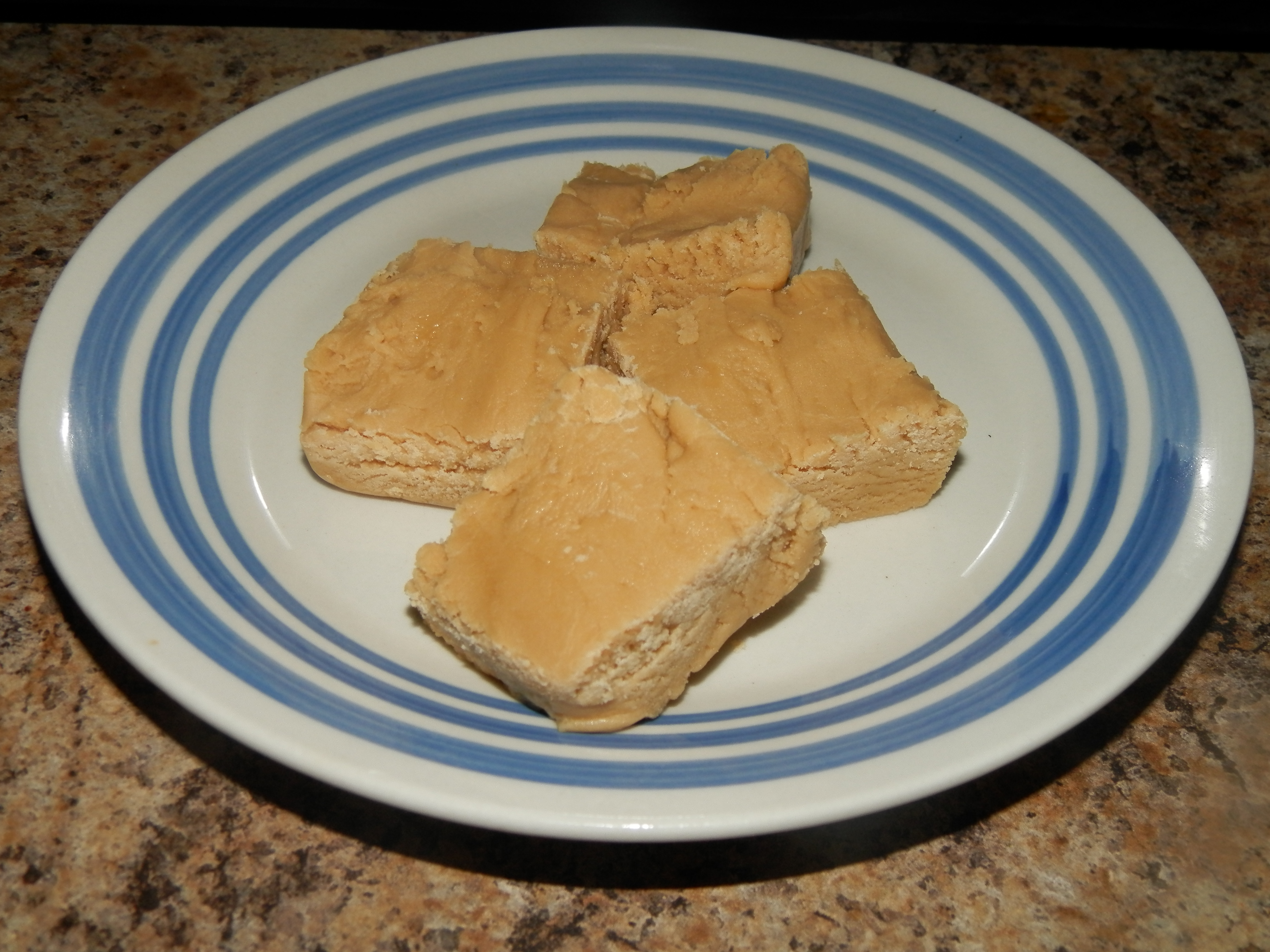 Trinidad Coconut Milk Fudge - Nicki's Random Musings