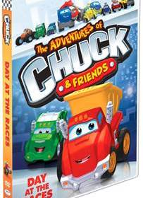 New Chuck & Friends DVD Coming Soon