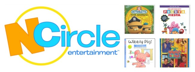 Winter Wonderful DVDs for Kids from NCircle Entertainment