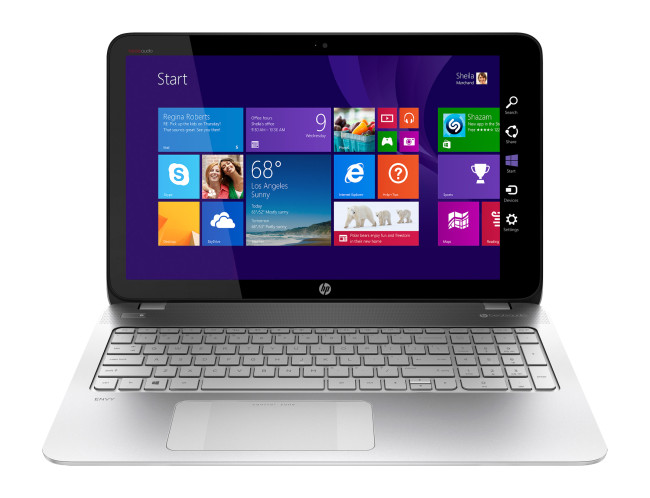 Gamer's Choice: AMD FX APU – HP Envy Touchsmart Laptop from @BestBuy #AMDFX