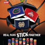 Support Your Favorite Collegiate Teams with Duck Tape