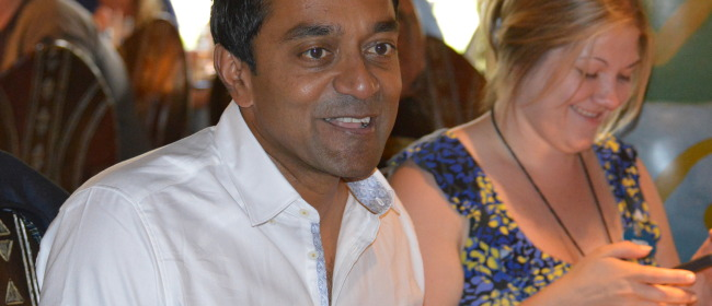 Interview with Dr. Sanjayan Disneynature Ambassador #MonkeyKingdomEvent