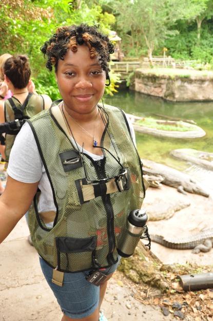 Wild Africa Trek 107