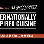 Giant Food Introduces New Internationally Inspired Line