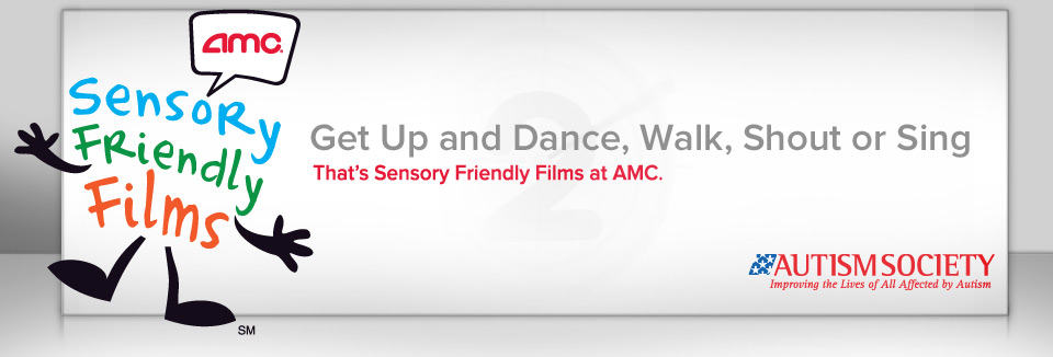 AMC Theaters Offers Sensory Friendly Films