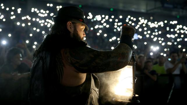 WWE Bray wyatt intro