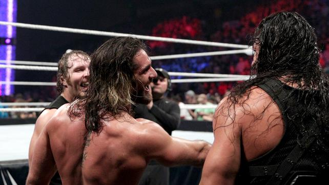 WWE Shield Reunion