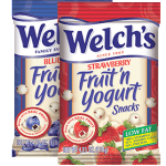 Pop Quiz Plus Giveaway from Welch's Fruit Snacks