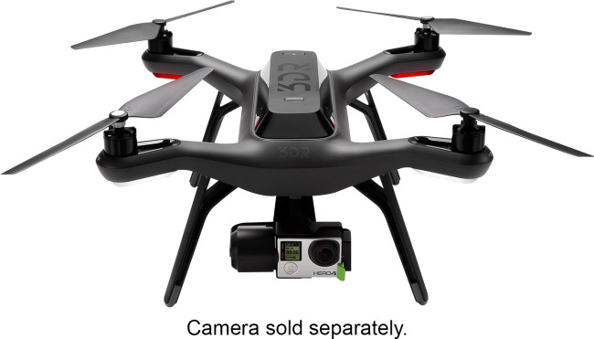 Check Out the 3D Robotics Solo Drone @BestBuy @3DRobotics #SoloatBestBuy