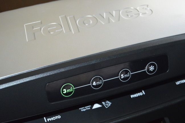 Fellowes Laminator (3)