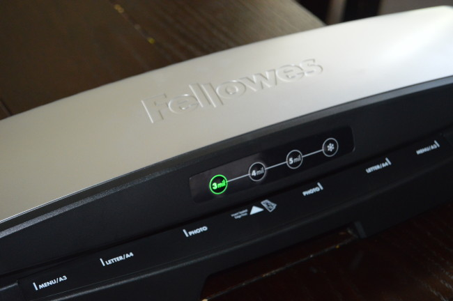 Fellowes Laminator (4)