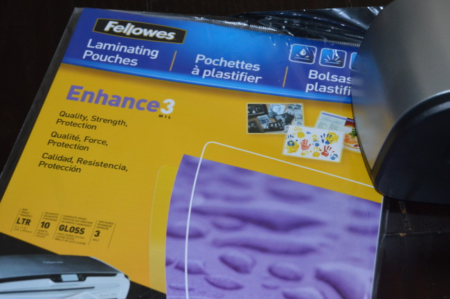 Fellowes Laminator (5)