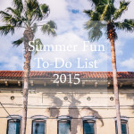 Fun Things to Do In Summer