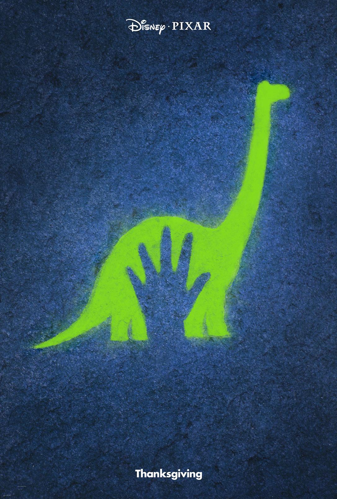 The Good Dinosaur Teaser Trailer