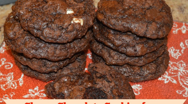Tastefully Simple Chewy Chocolate Cookies (4)