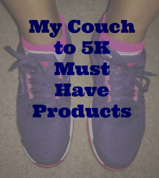 My Couch to 5K Must Have Products