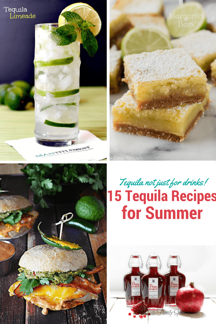 15 Tequila Recipes to Try this Summer
