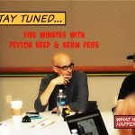 Ten Minutes with Peyton Reed and Kevin Feige #AntManEvent