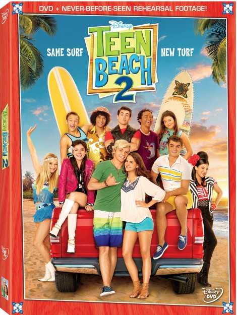 Teen Beach 2 Movie Review