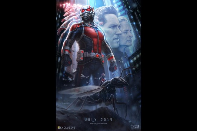 Family, Redemption, Comedy and Ant Sized Action: Ant-Man Movie Review
