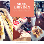 SONIC Drive-In Family Dining Review