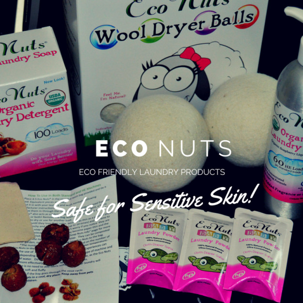 Eco Friendly Laundry Products by Eco Nuts
