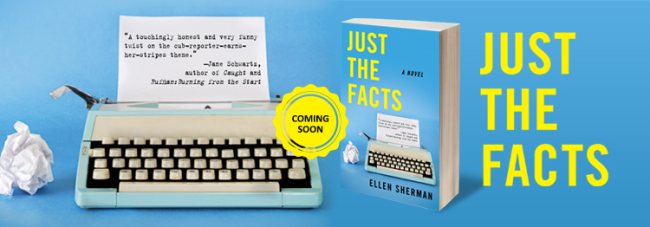 Just the Facts Blog Tour and Review