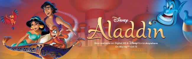 My Favorite Aladdin Memory #AladdinBloggers