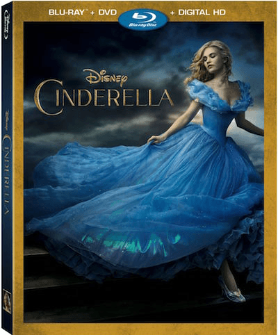 Inspire Kindness and Goodness with New Cinderella Movie