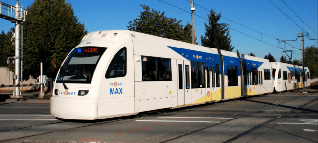 The Visitor's Guide to Portland's MAX Rail System