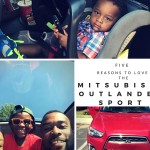 Five Reasons to Love the Mitsubishi Outlander Sport #DriveMitsubishi @MitsuCars