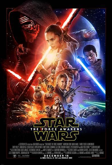 New Star Wars Trailer Airing During Monday Night Football #TheForceAwakens